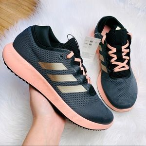 Adidas Edge Flex Grey Orange